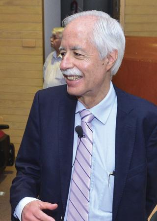 El director del Instituto. Foto: Víctor Hugo Sánchez.
