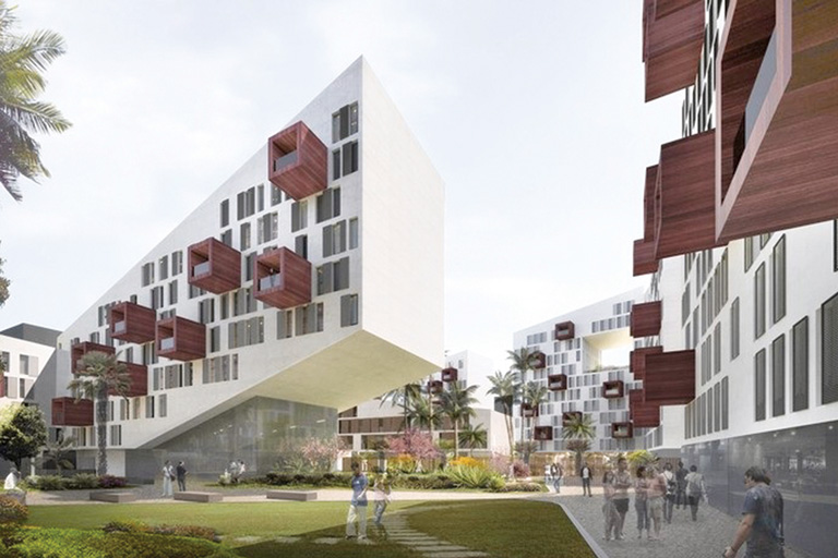 El Proyecto de Paz. Arquitecturas Colectivas Sostenibles reavivó el interés de esta relación entre las dos universidades.