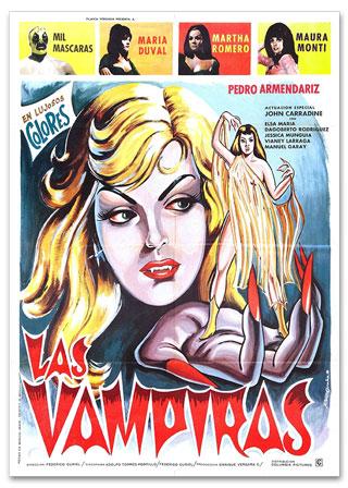 Las Vampiras (1969)