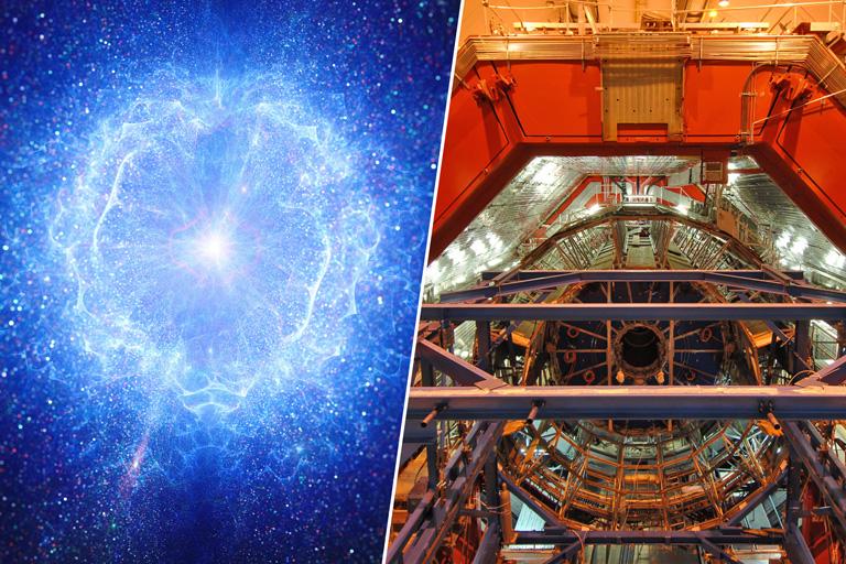 En el Gran Colisionador de Hadrones se realiza uno de los grandes experimentos del mundo, que busca reproducir las condiciones que dieron origen al universo.