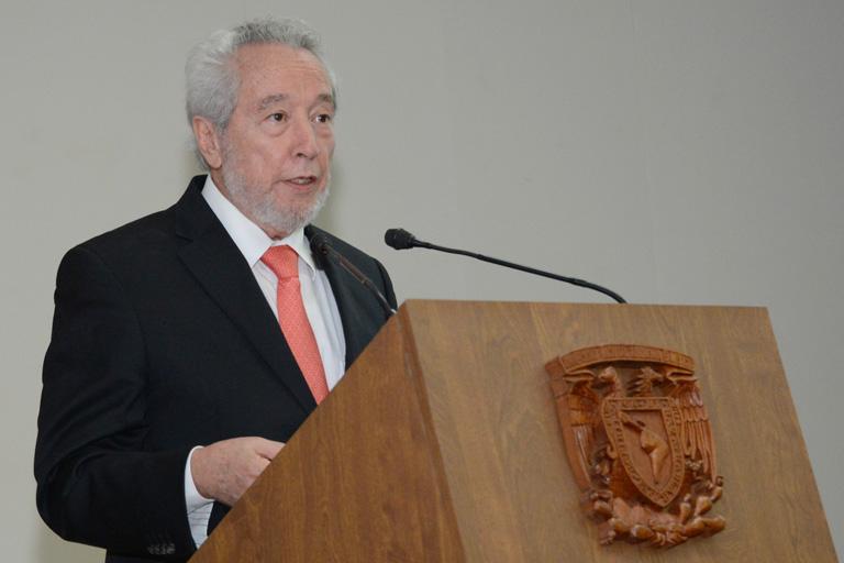 El director. Foto: Benjamín Chaires.