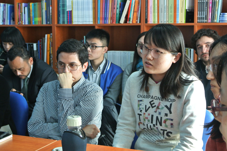 Foto: UNAM China.