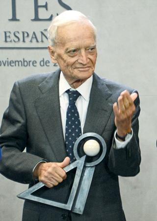 El novelista español. Foto: Benjamín Chaires.