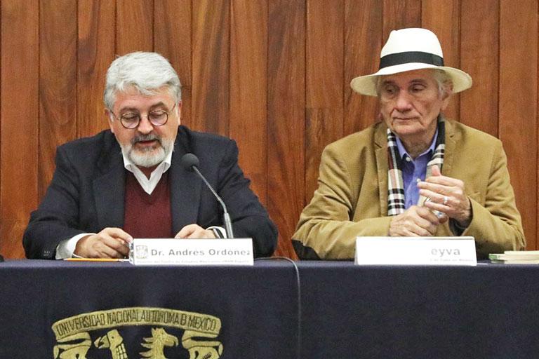 Andrés Ordóñez y Waldo Leyva. Foto: Verónica Rosales.