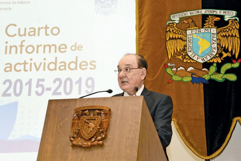 Agustín Escalante. Foto: Benjamín Chaires.