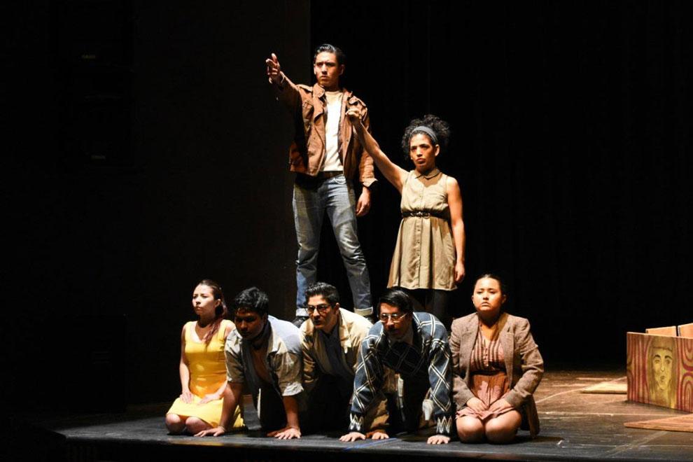 Foto: Teatro UNAM.