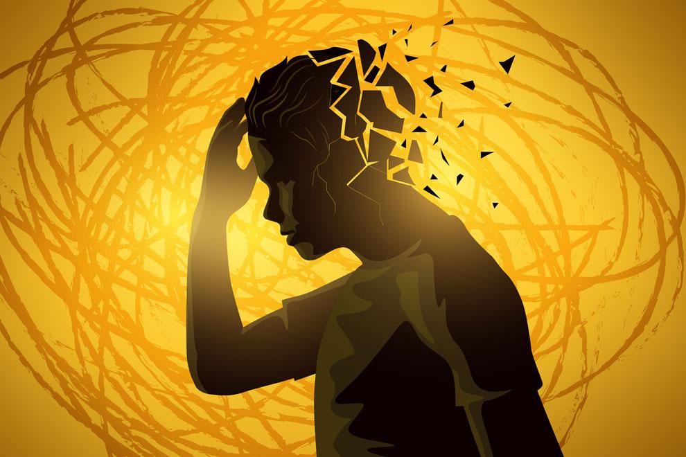 Palpitaciones, sudoración, aumento de la tensión muscular y de la respiración, dolores físicos, temblores, inquietud, preocupación excesiva, algunos de los síntomas.