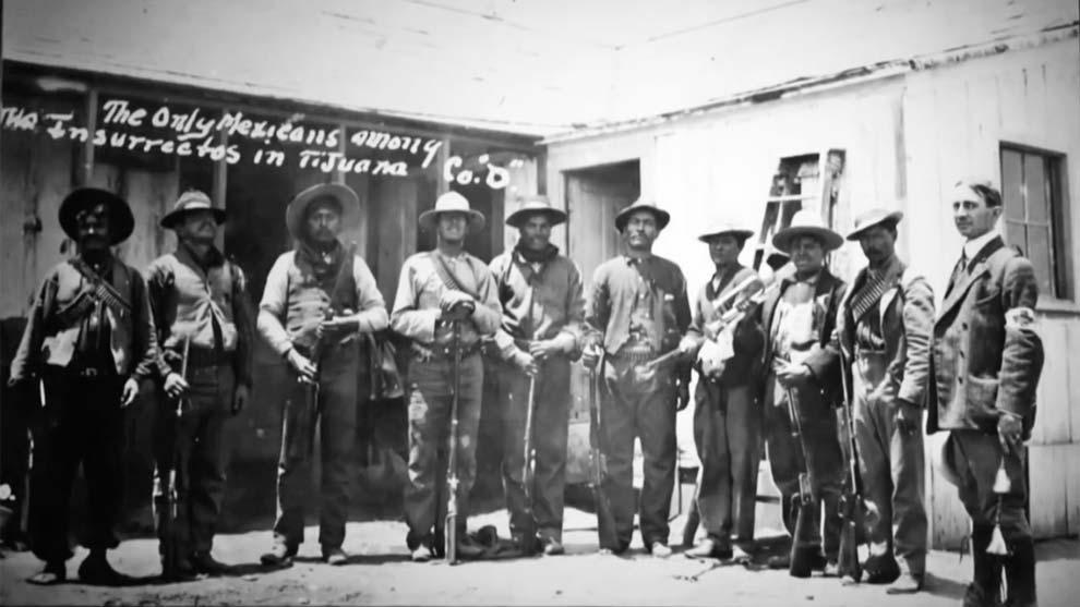 Tierra y libertad 1907-1921.