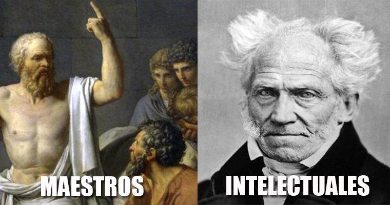 Nota Intelectuales vs maestros imagen destacada OK OK OK