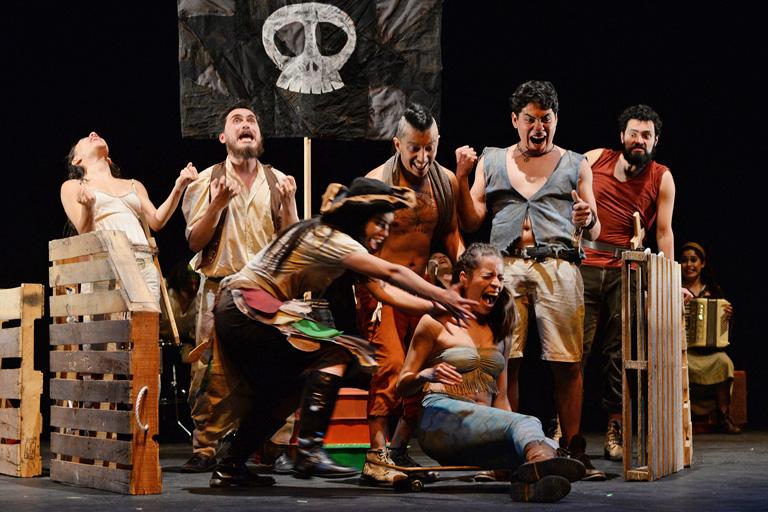 En escena, lo mejor del teatro estudiantil - Gaceta UNAM