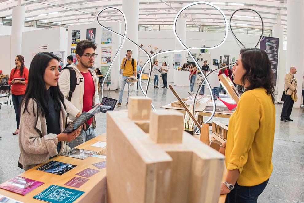 Exposición en Arquitectura vincula académicos-alumnos - Gaceta UNAM